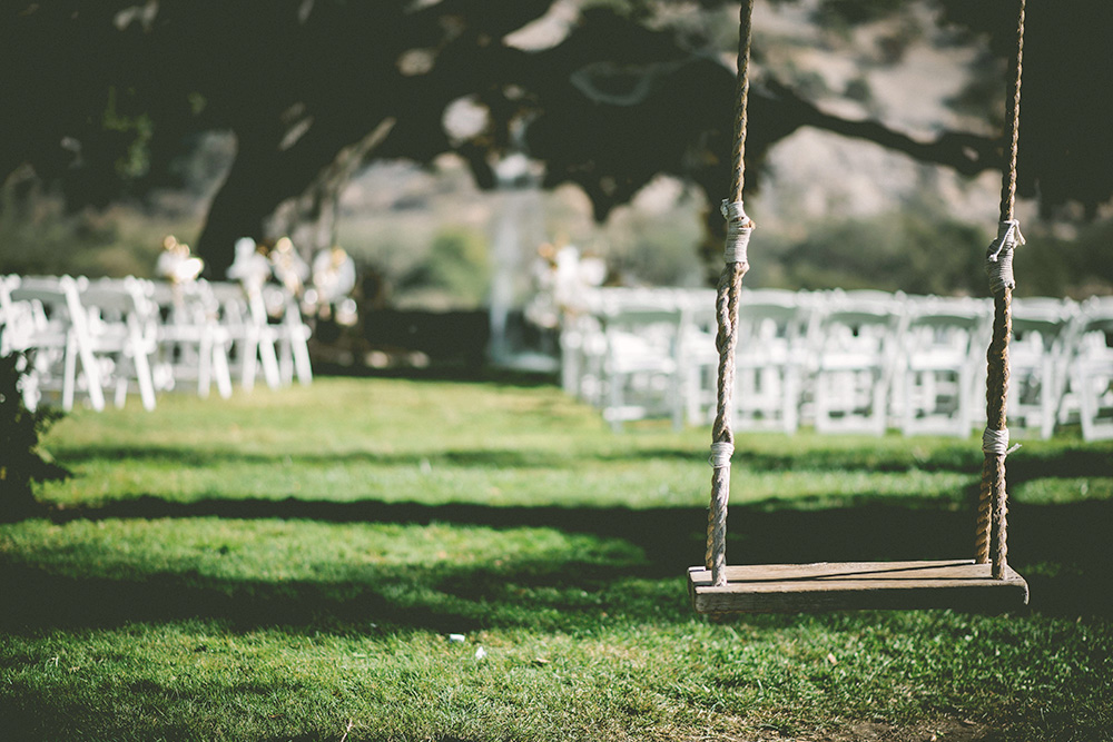 Wedding Seating - Venue Hire